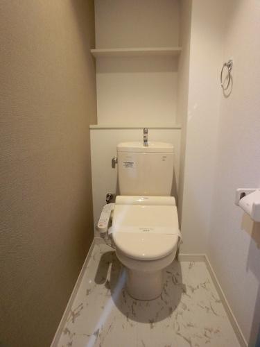 モンテ・オットー西公園 / 802号室トイレ
