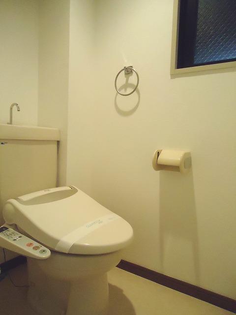ドミール平尾 / 202号室洗面所