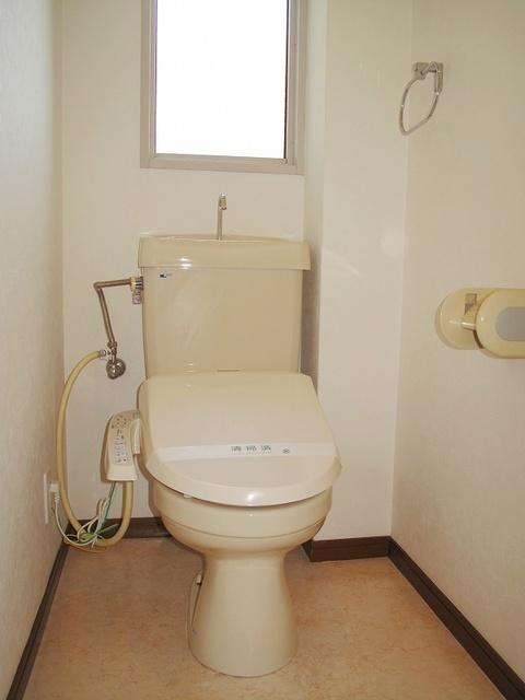 ドミール平尾 / 603号室トイレ