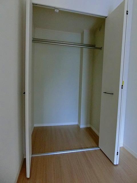 ラフィーネ大手門 / 306号室収納