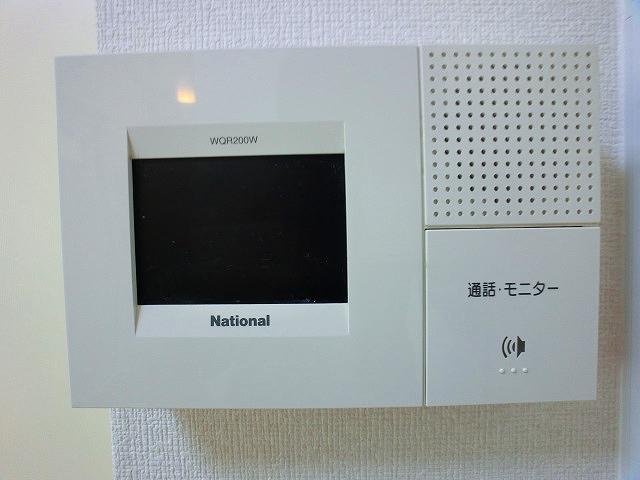 エクセレント岩瀬 / 206号室セキュリティ