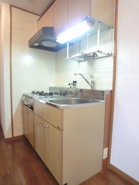 ハイム対馬小路 / 402号室キッチン