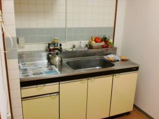 渡辺ハイツ / 202号室キッチン