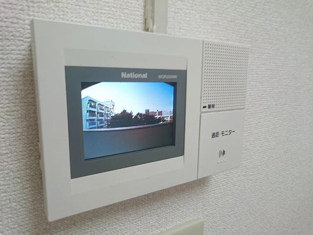 銀水ビル / 406号室セキュリティ