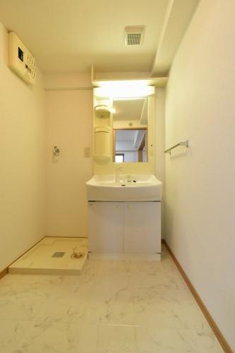ローヤルマンション博多駅前 / 401号室洗面所