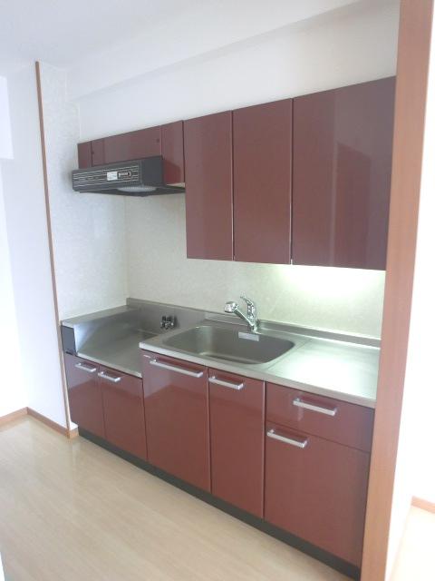 エクセレンス大宮 / 601号室キッチン