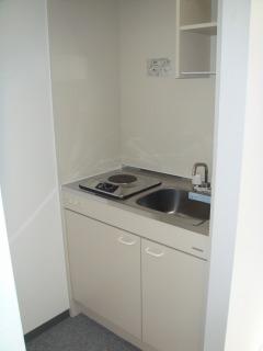 プレミール ホサカ / 302号室キッチン
