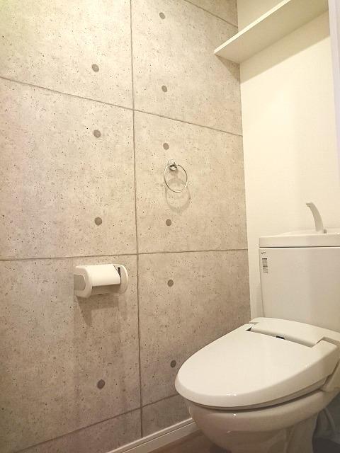 トラント・ドゥ博多 / 802号室トイレ