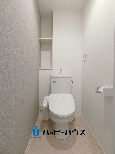 ※仮称)今泉1丁目ビル / W-601号室トイレ