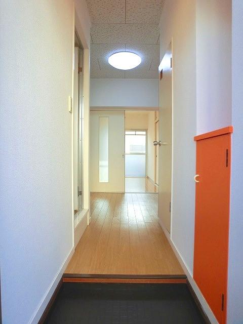 エクセレント岩瀬 / 406号室玄関