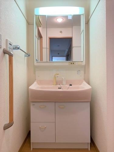 フロレスタ冷泉 / 501号室洗面所