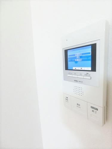 クラシカル大手門 / 405号室セキュリティ
