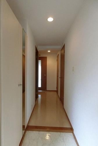 インレット平和 / 406号室洗面所