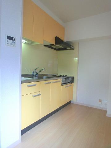 サンライズ F / 101号室キッチン