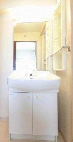 サンライズ F / 501号室洗面所