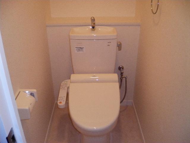チュリスK1 / 302号室トイレ