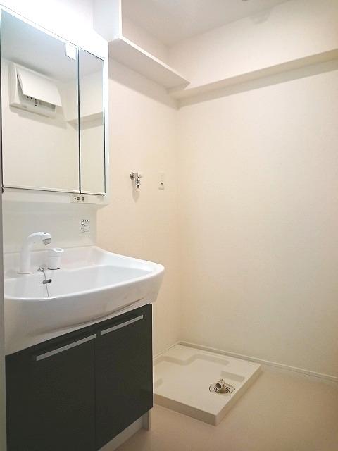 チュリスK1 / 401号室洗面所