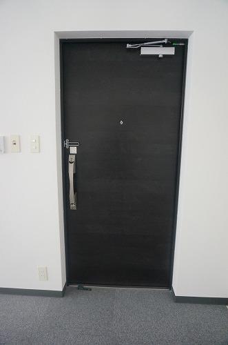 プレミール ホサカ / 402号室玄関
