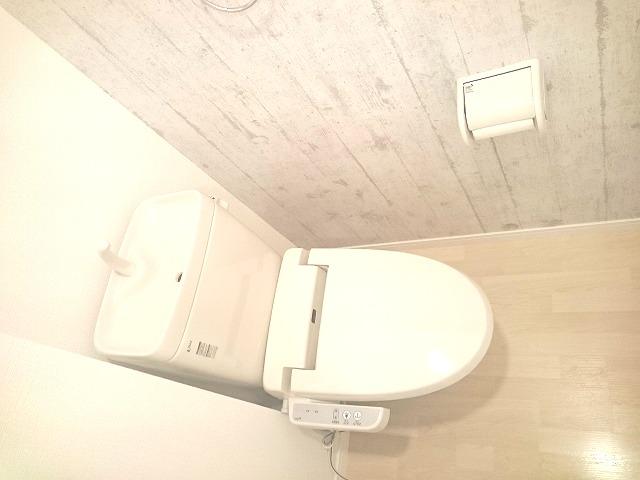 トラント・ドゥ博多 / 201号室トイレ