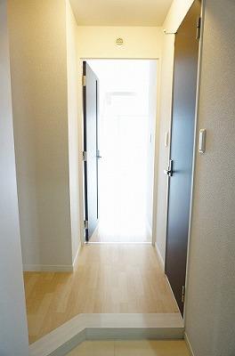 ベイシック薬院 / 801号室収納