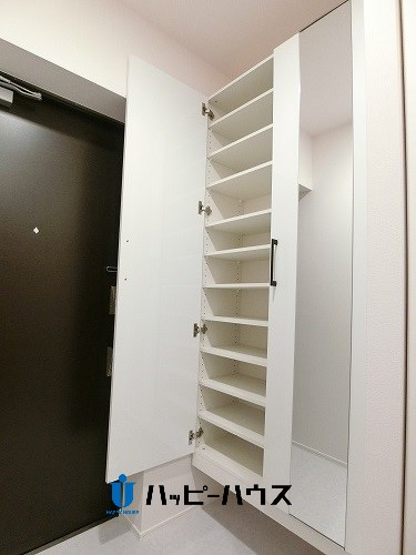 仮称)LIBERTY R TENJIN / W-301号室収納