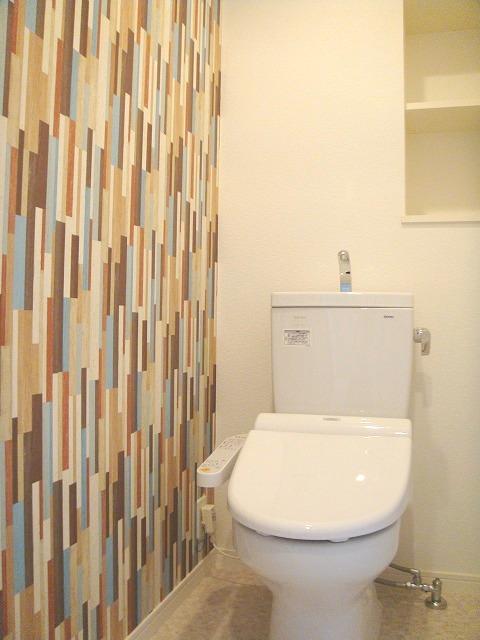 サンライズ・エイト / 401号室トイレ