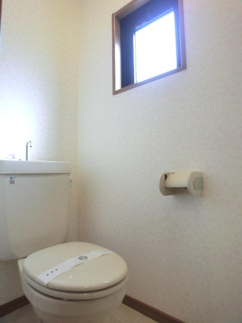 ハイム対馬小路 / 301号室トイレ