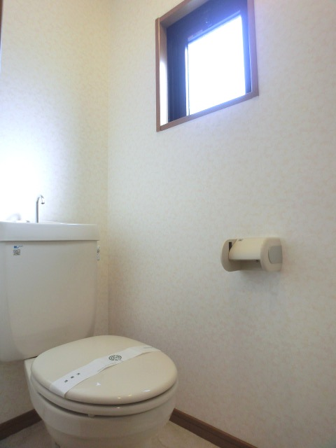 ハイム対馬小路 / 402号室トイレ