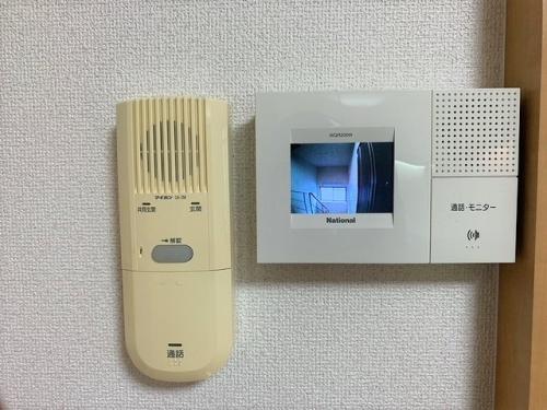 フロレスタ冷泉 / 501号室セキュリティ