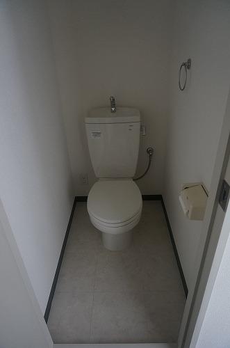 プレミール ホサカ / 402号室トイレ