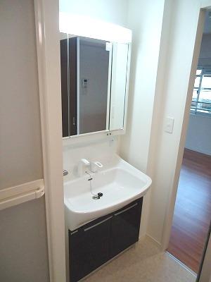 イースト フィールド那の川 / 501号室洗面所