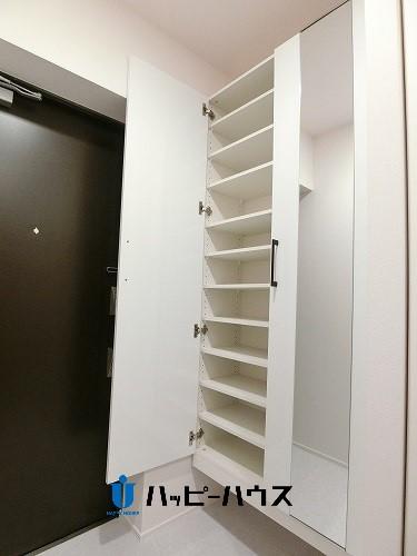 ※仮称)今泉1丁目ビル / W-802号室収納