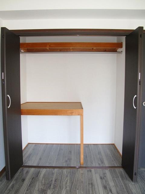 ドミール平尾 / 603号室収納