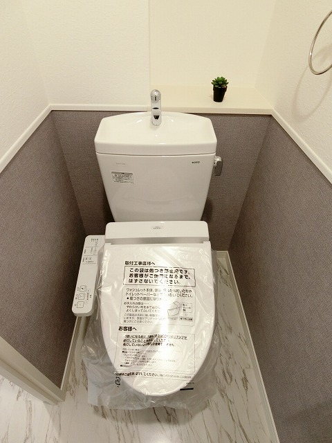 T'S SQUARE住吉(ペット可) / 401号室トイレ