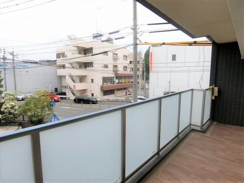 GRACE小笹 / 401号室バルコニー