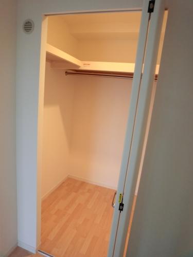 リバーサイド大濠 / 405号室収納