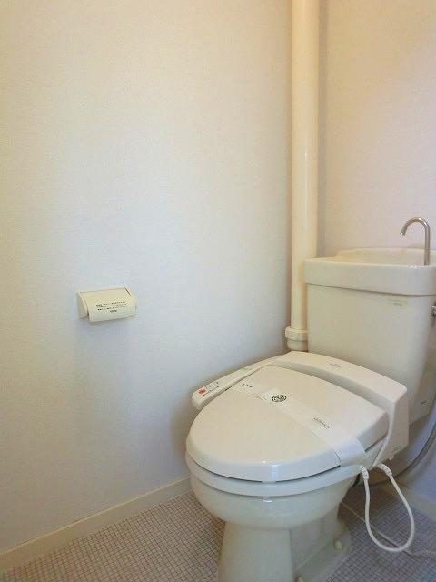 エクセレント岩瀬 / 406号室トイレ