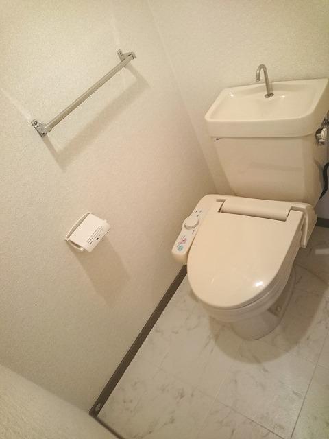 エクセレント百年橋 / 501号室トイレ