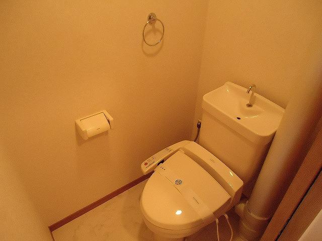 パインクレスト高宮 / 503号室トイレ