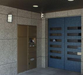 コンフォール博多駅南 / 802号室セキュリティ