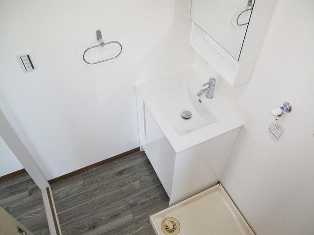 ドミール平尾 / 603号室洗面所
