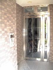 ハイム対馬小路 / 402号室セキュリティ