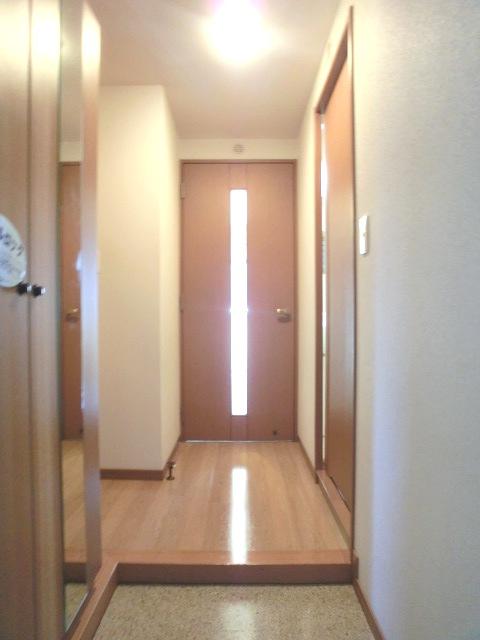 シティライフ博多駅南 / 302号室玄関