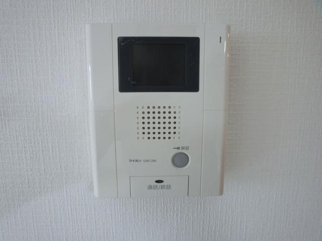 チュリスK1 / 203号室セキュリティ