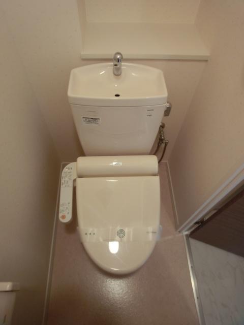 チュリスK1 / 501号室トイレ