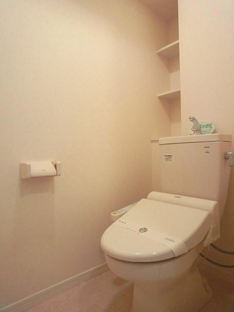 チュリスK1 / 503号室トイレ