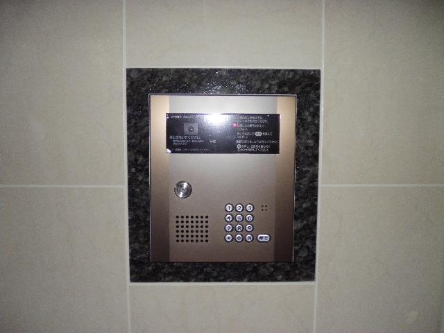 チュリスK1 / 602号室セキュリティ