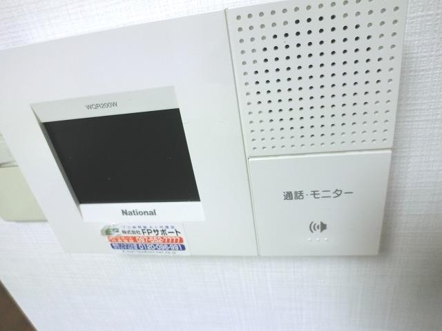 レジデンス秋山 / 302号室セキュリティ