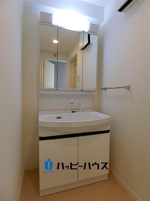 仮称)LIBERTY R TENJIN / W-201号室洗面所