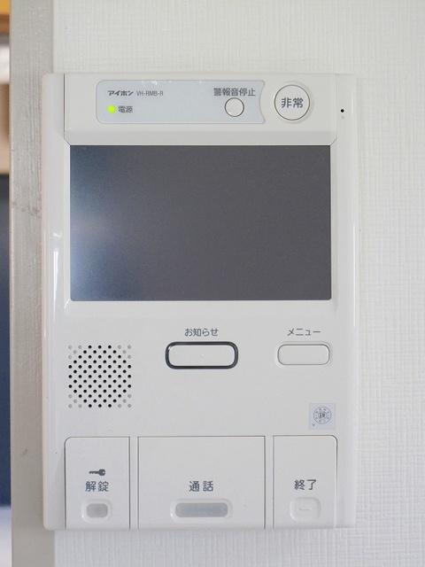 ドミール平尾 / 603号室セキュリティ